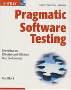 Pragmatic Software Testing - Rex Black