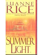 Summer Light - Rice, Luanne