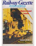 Railway Gazette International - June 1988 - Richard Hope