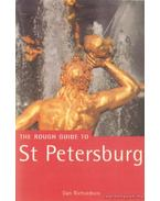 The Rough Guide to St Petersburg - Richardson, Dan