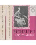 Richelieu, a diktátor I-II.