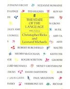 The State of the Language - 1990s Edition - RICKS, CHRISTOPHER - MICHAELS, LEONARD