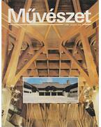 Művészet XXVII. évf. 1986/9. szám - Rideg Gábor