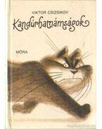 Kandúrhatnámságok - Rigó Béla