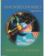 Macroeconomics - Robert J. Gordon