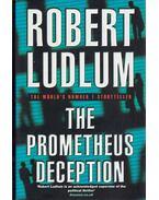 The Prometheus Deception - Robert Ludlum