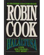 Haláltusa - Robin Cook