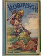 Robinson Crusoe kalandjai