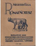 Római notesz