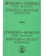 Romano-ungriko cino alavari - Cigány-magyar kisszótár