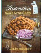 Rosenstein szakcskönyv (dedikált)