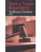 Sullivans Gesetz - Rosenberg, Nancy Taylor