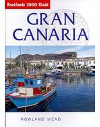 Gran Canaria (Booklands 2000) -Útikalauz - Rowland Mead