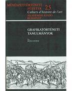 GRAFIKATÖRTÉNETI TANULMÁNYOK - Rózsa György