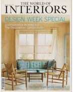 The World of Interiors 2005 March - Rupert Thomas