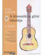 A klasszikus gitár iskolája II. kötet