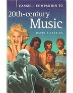 Cassell Companion 20th-century Music
