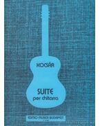 Suite gitárra