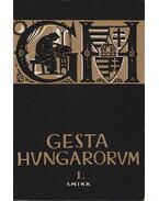 Gesta Hungarorum I. - Saáry Éva