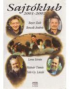 Sajtóklub 2001-2002 (aláírt)