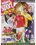 Képes Sport Fans posztermagazin IV. évf. 2. szám - Sal Endre