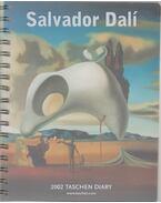 Salvador Dalí 2002 Taschen Diary
