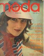 Móda 1976/7. - Sándor Emília (szerk.)