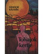 Tolvajok kertje - Sándor Kálmán