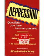 Depression: Questions you have ...Answers you need - Sandra Salmans