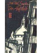 Der Aufschub - Sartre, Jean-Paul