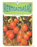 Új kertgazdaság 1996/4 - Sass Pál