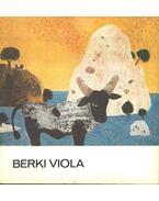 Berki Viola (dedikált)