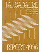 Társadalmi riport 1996