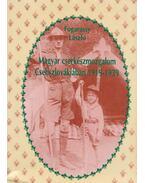 Magyar cserkészmozgalom Csehszlovákiában 1919-1939