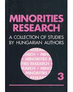 Minorities Research 2001/3.