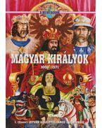 Magyar királyok 1000-1571