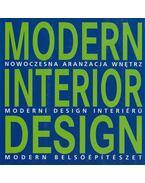 Modern Interior Design / Modern belsőépítészet