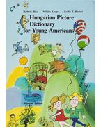 Hungarian Picture Dictionary for Young Americans