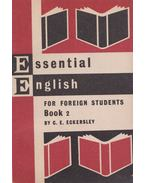 Essential English for Foreign Students Book 2