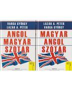 Angol-magyar, magyar-angol szótár