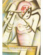 Scheiber Hugó (1873-1950)