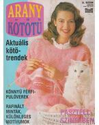 Arany Kötőtű 1990. 2. szám - Scherz Ágnes (szerk.)