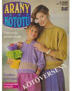 Arany Kötőtű 1991. 8. szám - Scherz Ágnes (szerk.)
