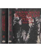 Magyarországi boszorkányperek 1529-1968 I-II. kötet - Schram Ferenc