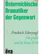 Österreichische Dramatiker der Gegenwart - Schreyvogl, Friedrich