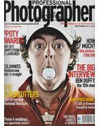 Profesional Photographer September 2011 - Scorey, Adam (ed.)