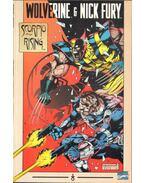 Wolverine # Nick Fury: Scorpio Rising