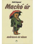 Mackó úr szárazon és vizen - Sebők Zsigmond