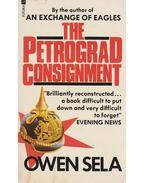 The Petrograd Consignment - Sela, Owen