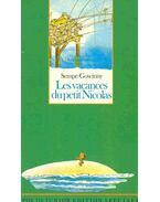 Les vacances du petit Nicolas - Sempé, Jean-Jacques, RENÉ GOSCINNY